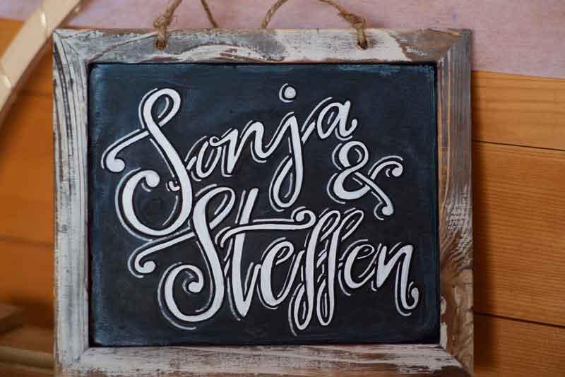 Sonja und Steffen