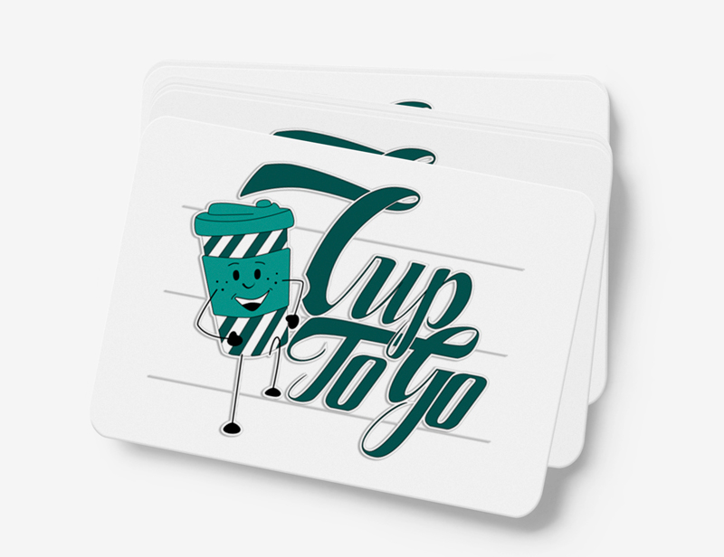 Cup To Go Visitenkarte