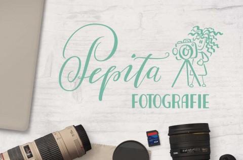 Logo Pepita Fotografie Scene 1